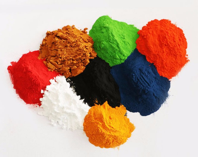 Custom powder coating powder services with Epoxy and Polyester powder coating paint