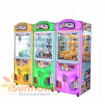 Best Selling Claw Coil Taiwan Toy Crane Game Machine,Claw ...