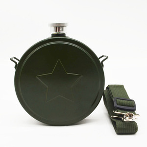 Stainless Steel 16oz Hip Flask