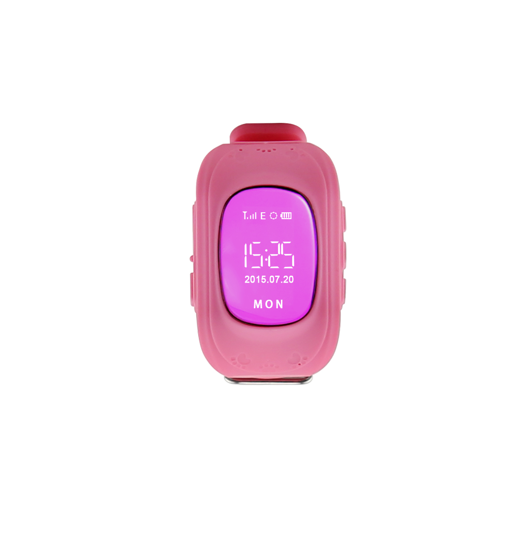 Q50 GPS kid child locator watch tracker