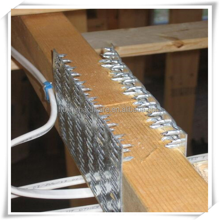 Truss Nail Plate For Wood House Construction - Buy Base Plates For ...