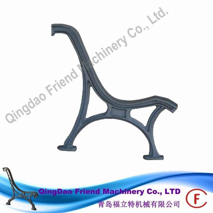 FM-BE- 009 china cheap chair Bench Legs ductile cast iron garden furniture leg and furniture part