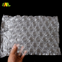 Custom Printing Protective Packaging PE Pack Cushion Wrap Roll Degradable Plastic Air Bubble Film Inflate