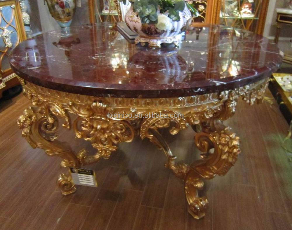 Luxury French Brass Hallway Console Table Palace Fancy