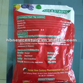 China Poultry Vitamin