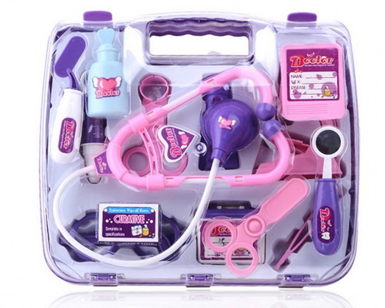 Cheap Doctor Toys Set Find Deals On Nurse Kit Standart Get Quotations Evinis 17 Pcs Deluxe Puzzle Simulation Medicine Box Kids Pretend Play