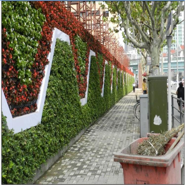 Garden vertical green wall vertical ornament artificial for Jardin vertical artificial