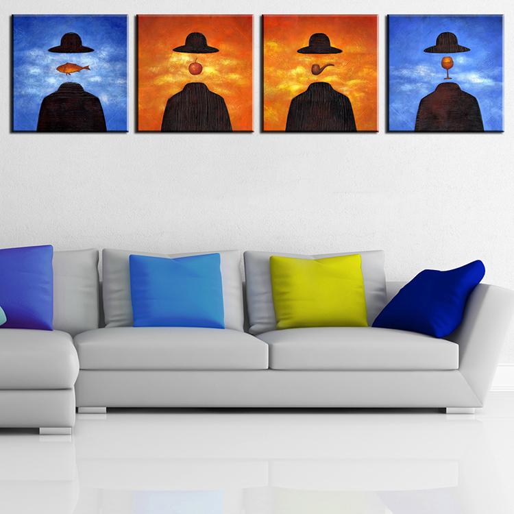 online kaufen gro handel rene magritte kunst aus china rene magritte kunst gro h ndler. Black Bedroom Furniture Sets. Home Design Ideas