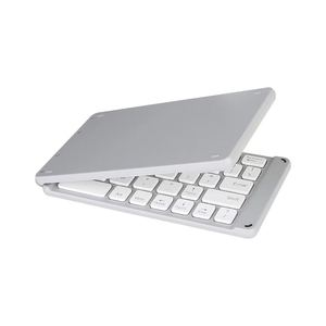 Folding wireless Keyboard Mini Phone Tablet Three System Universal wireless Keyboard Office Notebook Keyboard