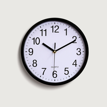 Plastic round wall clock,cheap wall clock ,antique wall clock