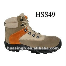 LY,Slip oil resistant steel toe fashion jogger safety boots CE