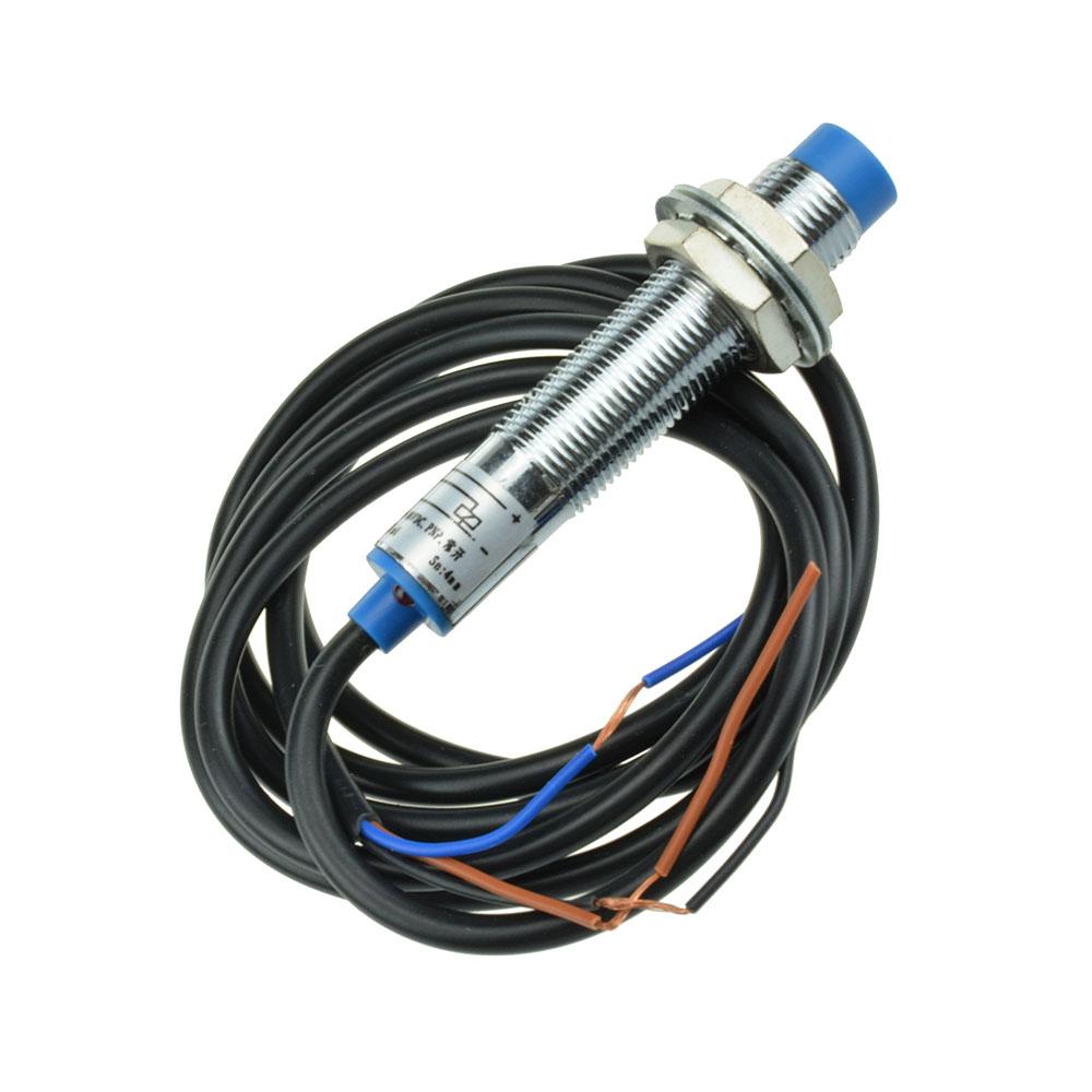 LJ12A3-4-Z//BY Inductive Proximity Sensor Switch PNP DC 6V-36V