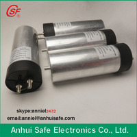 QH Photovoltaic Power Electronics Capacitor 500uF 1100VDC