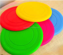 Soft & Light Frisbee Disc Toys Flying Saucer Dog Frisbee Flying Disc For Dogs Training