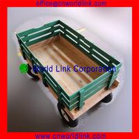 Grassland Tool Smart Wooden Lowboy Carts