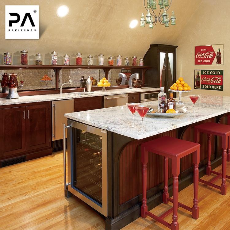 White Maple Kitchen Cabinet