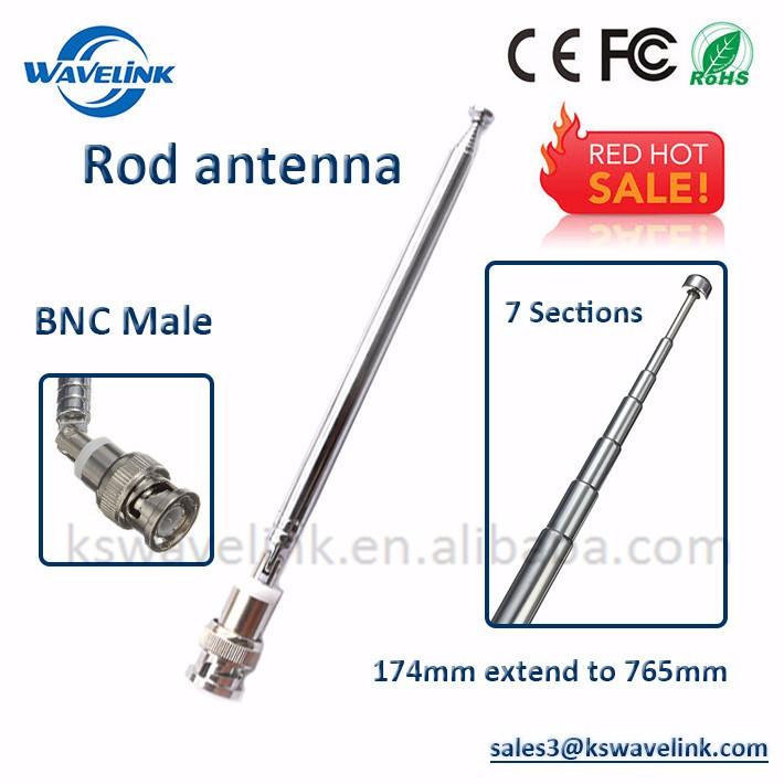 Factory Price Radio Folding Antenna Aluminum Telescopic Antenna Mast Am Fm  Telescopic Radio Antenna - Buy Aluminum Telescopic Antenna Mast,Am Fm