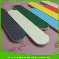personalized korean material color nail polishing tools nail file