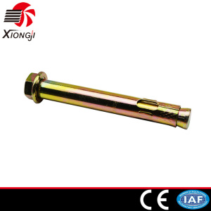 Plastic Wall Plug/plastic Anchor,Stainless Steel Flange Nut Sleeve Anchor Metal Sleeve Anchor