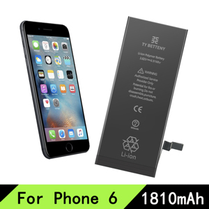 100% full Capacity gb t18287 2013 phone battery for iphone battery 5 5s se 6 6plus 6s 6sp 7g 7p 8g 8p x