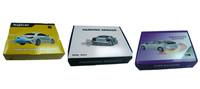 Wireless Solar Parktronic Reverse Sensor Kit Car Parking Sensor ...