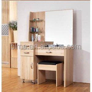 modernes coiffeuse miroirs avec mdf commode id du produit 60211691690. Black Bedroom Furniture Sets. Home Design Ideas