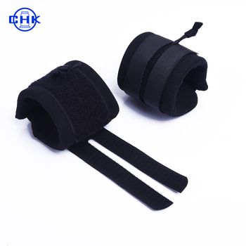 Customized Adjustable Neoprene Hook & Loop Strap/Neoprene Wristband/Wrist Strap