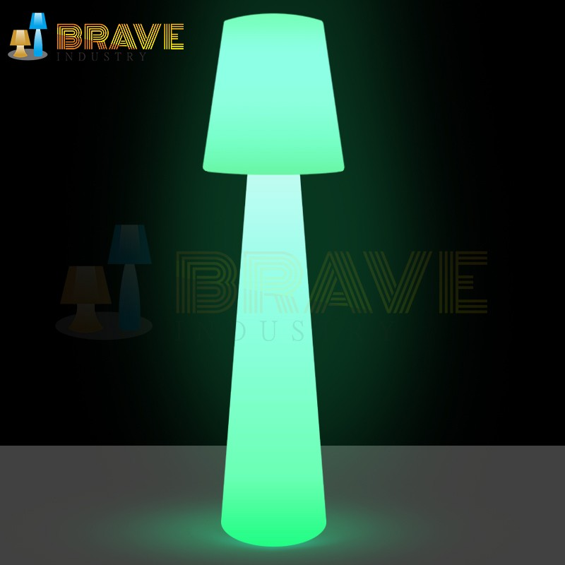 lampadaire rechargeable