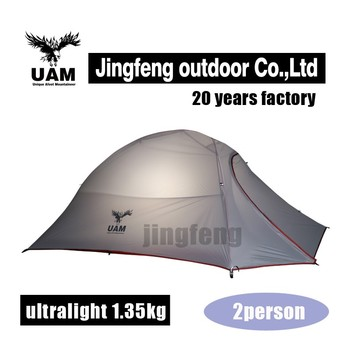 Custom hillman waterproof hiking camping tent ultralight