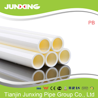 floor heating system polybutylene pb evoh pipe with anti oxygen layer