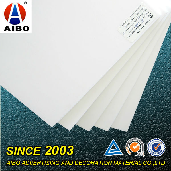 Guangdong Aibo Light Bright And Clean Core Stand Foam Board Printer