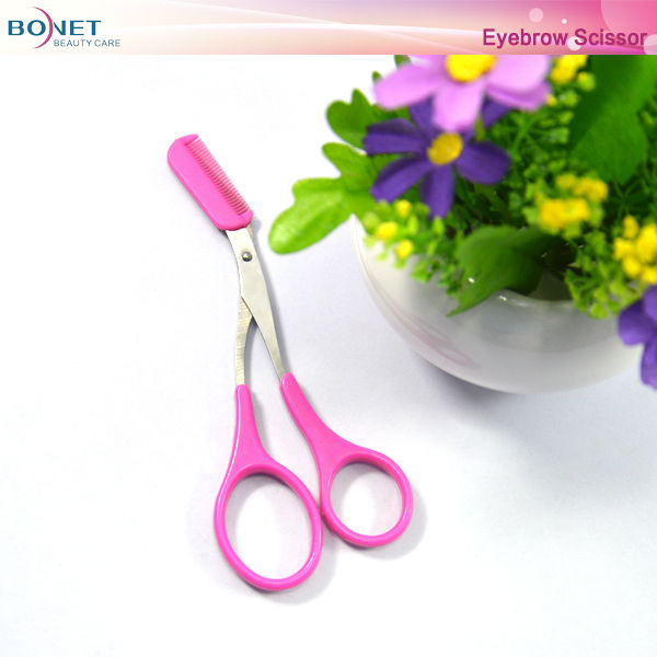 BSC0072 Classical Flower Painting New Design Stainless Steel Scissor