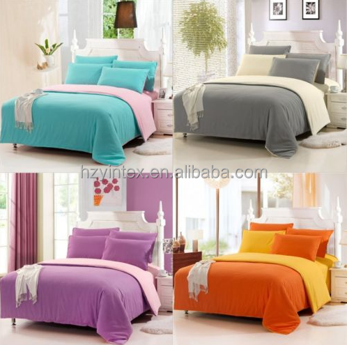 4 pcs Full bedding bedclothes sets Polyester comforter Queen King Duvet Cover