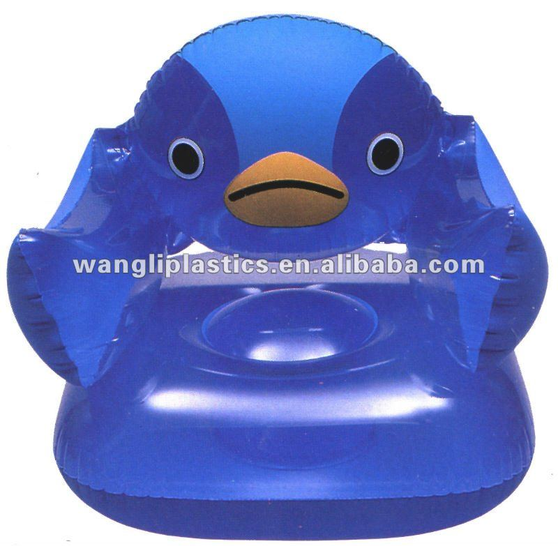 PVC Inflatable Chair Penguin