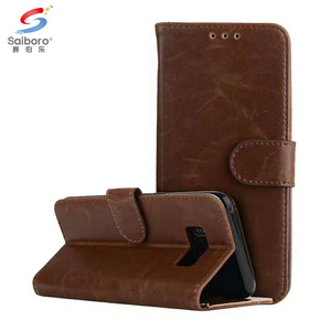 Wholesale pu leather flip wallet phone case for iphone 7 plus,for iphone 7 plus leather case