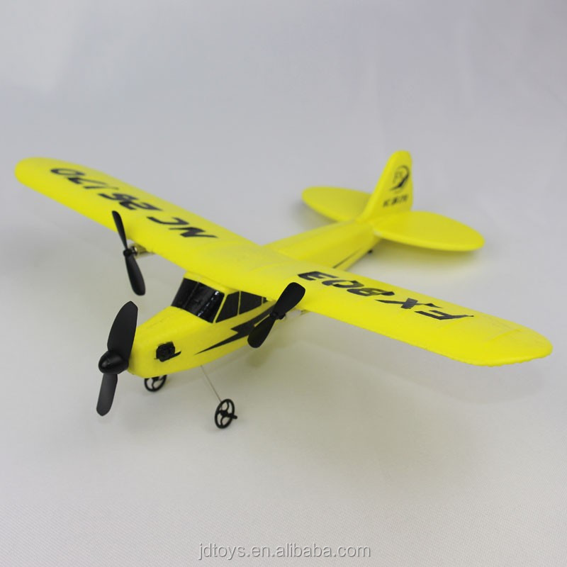 Wholesale Cheap Price Remote Control Toy 2.4G Hand Throwing Glider Foam Plane Glider
