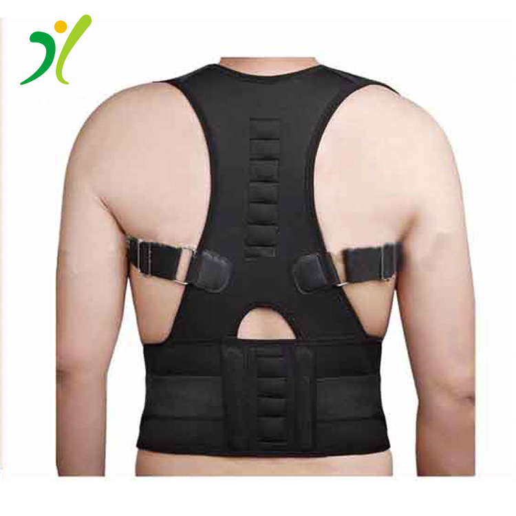 Top Supplier wholesale professional Adult Magnetic therapy support brace back posture corrector