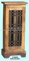 wooden cd rack,living room furniture,jali furniture