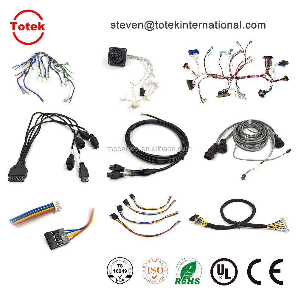 Wiring System Of A Car Suppliers And Quadlock Harness Manufacturers At
