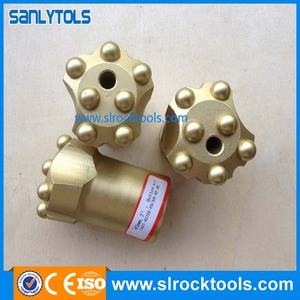 Rock drill spare parts for mining