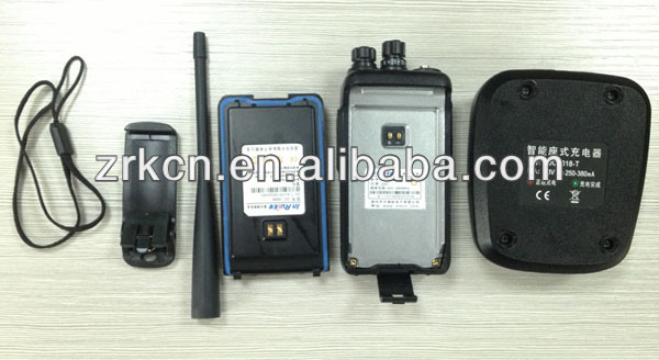 Amplia gama de walkie talkie uhf interphone IP3688 interphone bluetooth intercomunicador de voz función purificadora