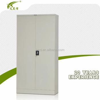 solid swing door lateral metal storage cabinet India knock steel almirah designs metal wardrobe cabinet steel  sc 1 st  Alibaba Wholesale & Solid Swing Door Lateral Metal Storage Cabinet India Knock Steel ...