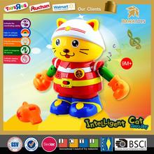 Intelligent cat chinese language educational toys for kids