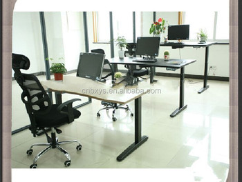 Sit Stand Office Desk | Electric Height Adjustable Desk | Smart Office Desk  Up Down