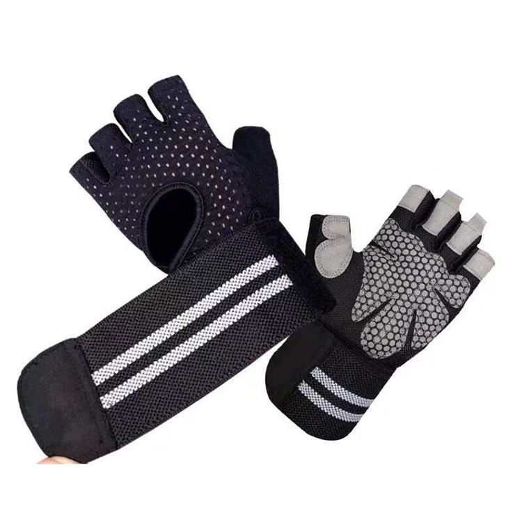 Wholesale Custom Fitness Workout Weight Lifting Men Women Gym Gloves