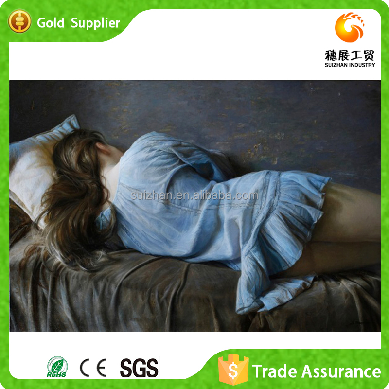 China Factory 3d Wall Art Nude Sexy Woman Photo Printing