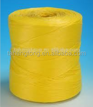 pp baler twine made of extra-long and strong fibers