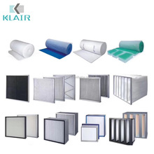 Chinese factory wholesale price industrial air handling unit AHU clean room HVAC air filter