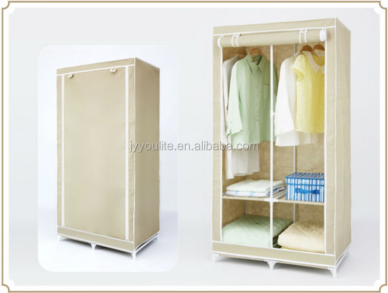 bedroom closet wood wardrobe cabinets portable closet