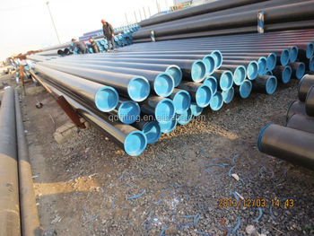 SCH40/SCH80 Carbon Steel Seamless Pipes